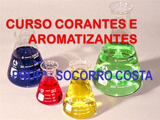 Curso Online de  Corantes E Aromatizantes