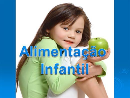 Curso Online de Alimentação Infantil