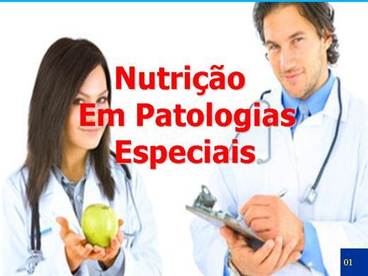 Curso Online de  Nutrição Em Patologias Especiais