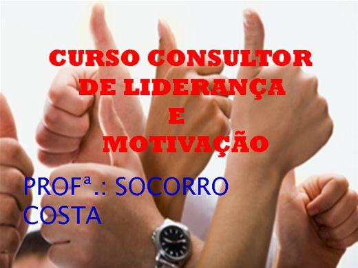 Curso Online de CONSULTOR DE LIDERANÇA E MOTIVAÇÃO