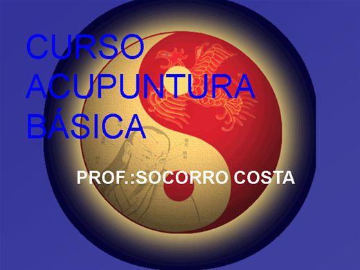 Curso Online de CURSO DE ACUPUNTURA BÁSICA