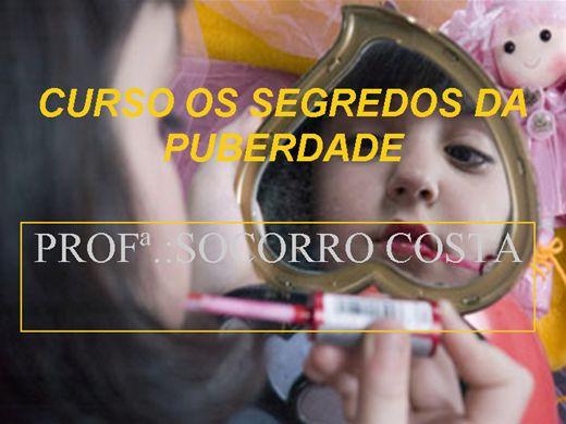 Curso Online de CURSO OS SEGREDOS DA PUBERDADE
