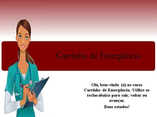 Curso Online de Carrinho de Emergencia