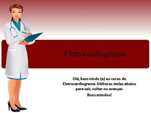 Curso Online de Eletrocardiograma para enfermagem