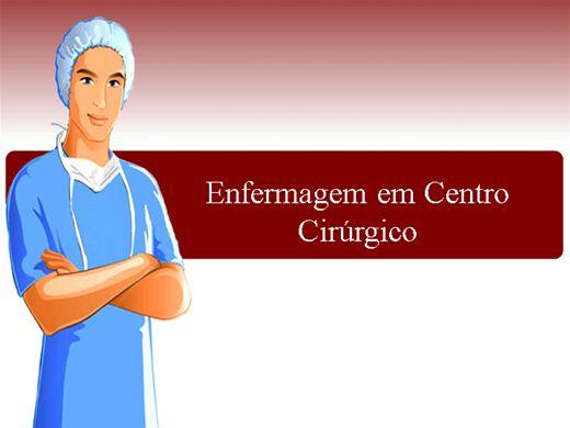 Curso Online de Enfermagem em Centro Cirúrgico