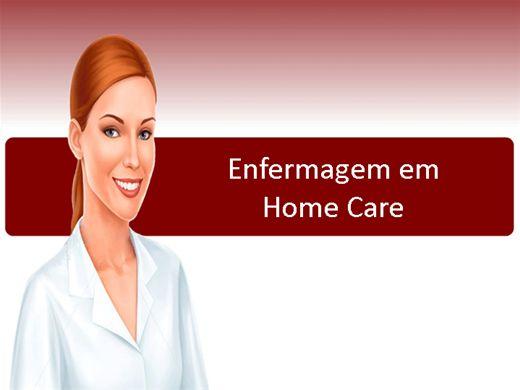Curso Online de Enfermagem em Home Care