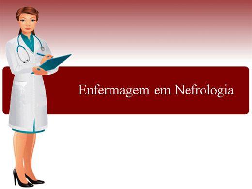Curso Online de Enfermagem em Nefrologia