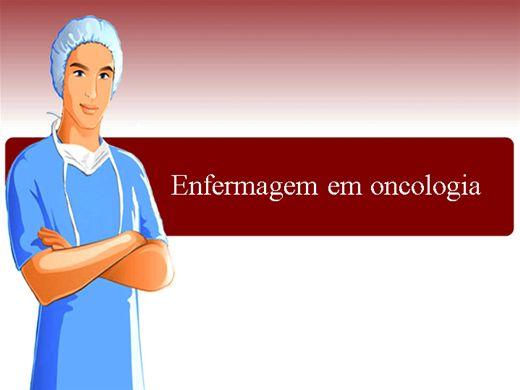 Curso Online de Enfermagem em oncologia