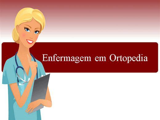 Curso Online de Enfermagem em Ortopedia
