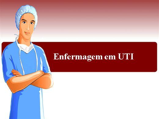 Curso Online de Enfermagem em UTI