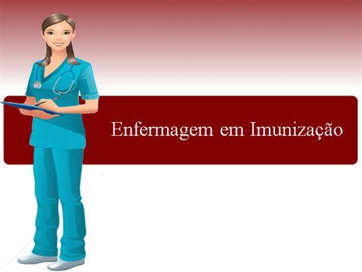 Curso Online de Enfermagem em Imunização