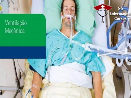 Curso Online de Ventilação Mecânica para enfermagem