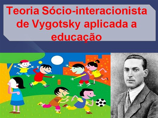 Curso Online de Teoria Sócio-Interacionista de Educação Aplicada à Educação