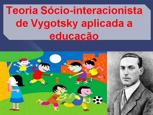 Curso Online de Teoria Sócio-Interacionista de Vygotsky Aplicada à Educação