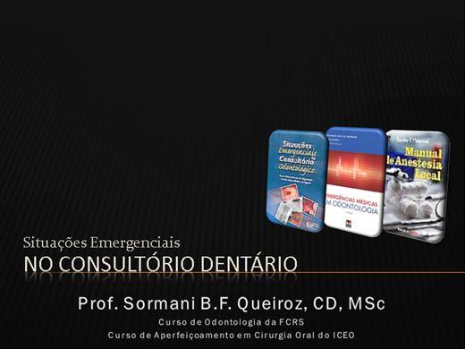 Curso Online de Emergências Médicas no Consultório Dentário
