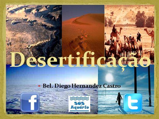 Curso Online de Desertificação