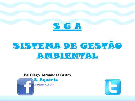 Curso Online de  SGA - SISTEMA DE GESTÃO AMBIENTAL PARTE 1