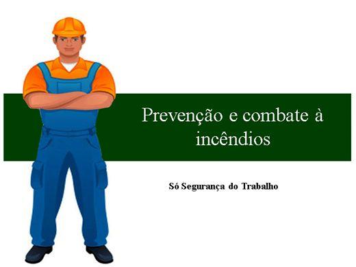 Curso Online de Prevenção e combate à incêndios