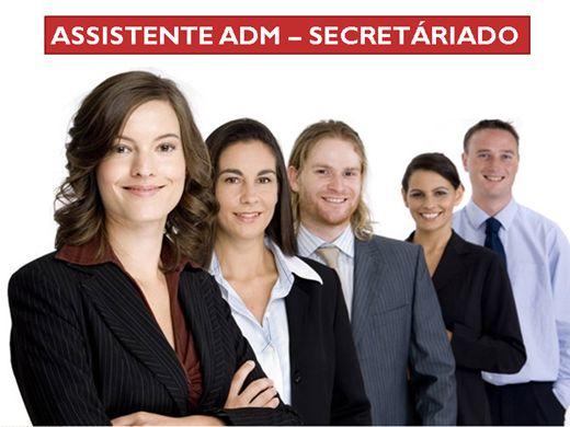 Curso Online de Assistente Administrativo - SECRETÁRIA(O)