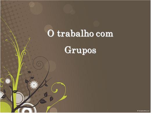 Curso Online de O Trabalho com Grupos