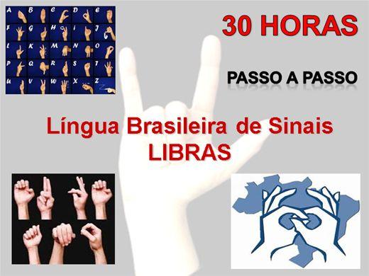 Curso Online de Libras (30 horas)