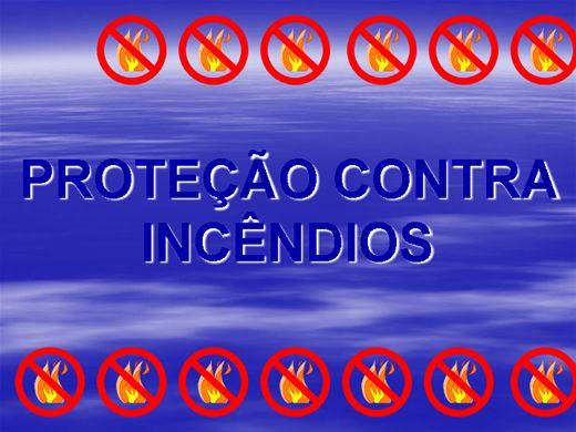 Curso Online de Proteção Contra Incêndio
