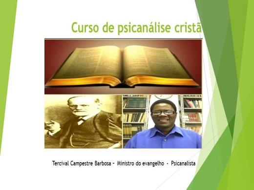 Curso Online de Psicanálise Cristã