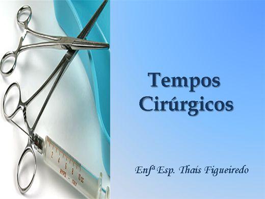 Curso Online de Tempos Cirúrgicos