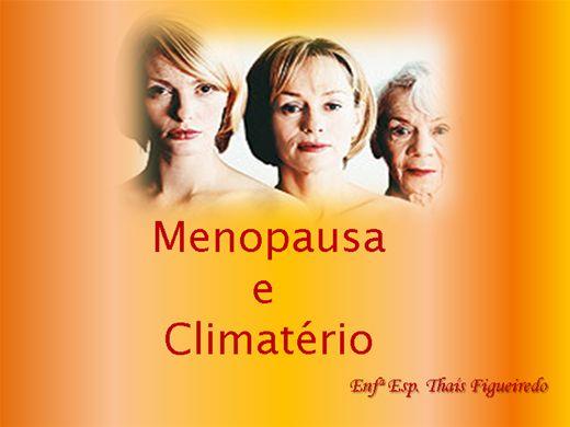 Curso Online de Menopausa e Climatério