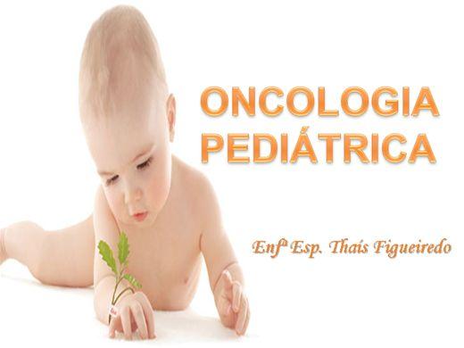 Curso Online de Oncologia Pediátrica