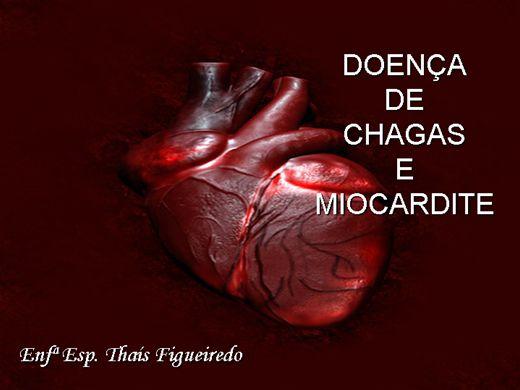 Curso Online de Doença de Chagas e Miocardite