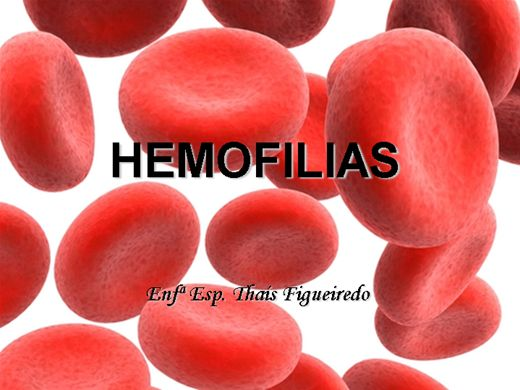 Curso Online de Hemofilias