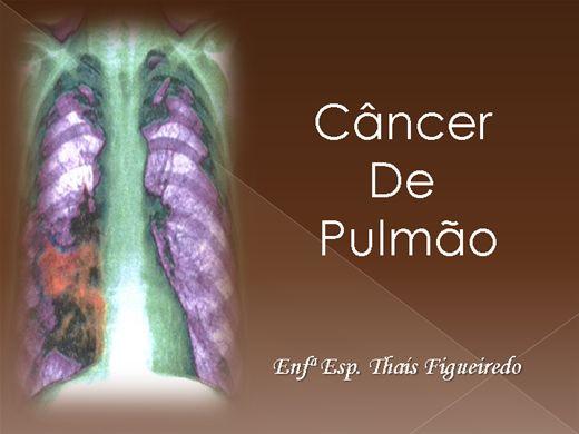 Curso Online de Câncer de Pulmão