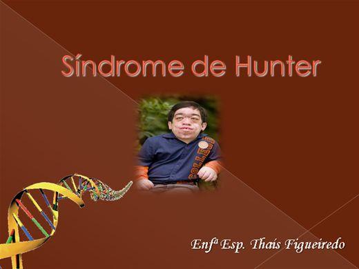 Curso Online de Síndrome de Hunter