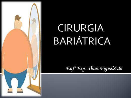 Curso Online de Cirurgia Bariátrica