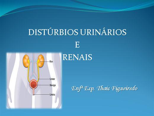 Curso Online de Distúrbios Urinários e Renais