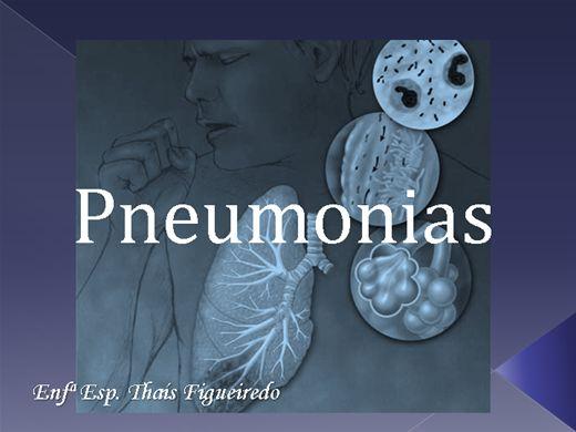 Curso Online de Pneumonias