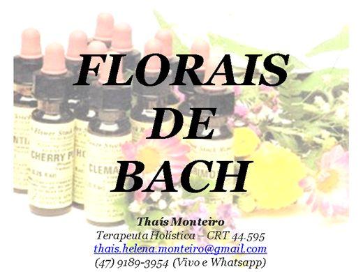 Curso Online de FLORAIS DE BACH - Avançado