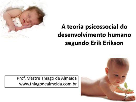 Curso Online de A teoria do desenvolvimento humano segundo Erik Erikson