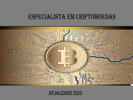 Curso Online de ESPECIALISTA EM CRIPTOMOEDAS