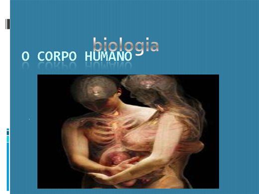 Curso Online de BIOLOGIA(O CORPO HUMANO)