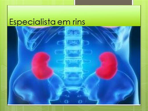 Curso Online de Especialista em rins