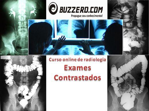 Curso Online de Radiologia - Exames Contrastados