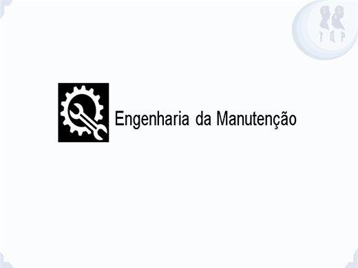 Curso Online de Engenharia da Manutenção