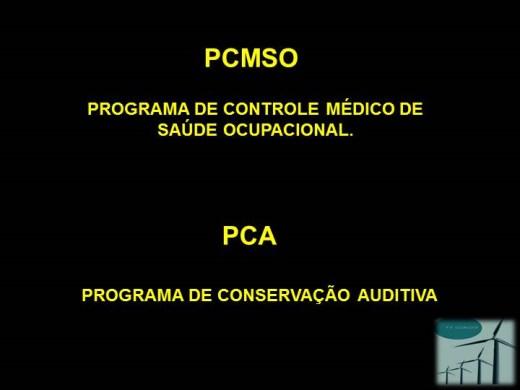 Curso Online de PCA-Programa de proteção auditiva