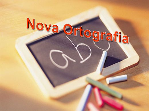 Curso Online de NOVA ORTOGRAFIA