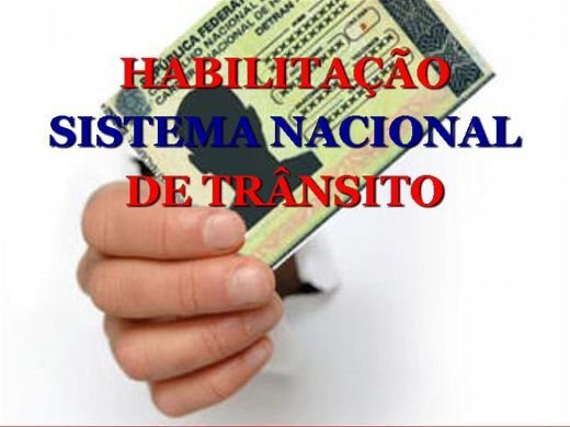 Curso Online de HABILITAÇÃO SISTEMA NACIONAL DE TRÂNSITO