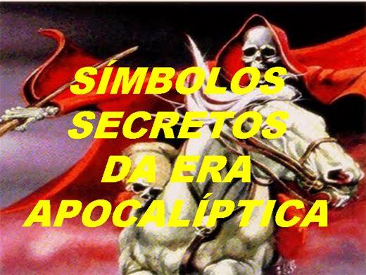 Curso Online de SÍMBOLOS SECRETOS DA ERA APOCALÍPTICA