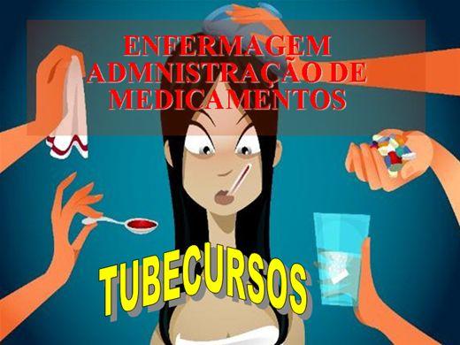 Curso Online de ENFERMAGEM ADMINISTRAÇÃO DE MEDICAMENTOS