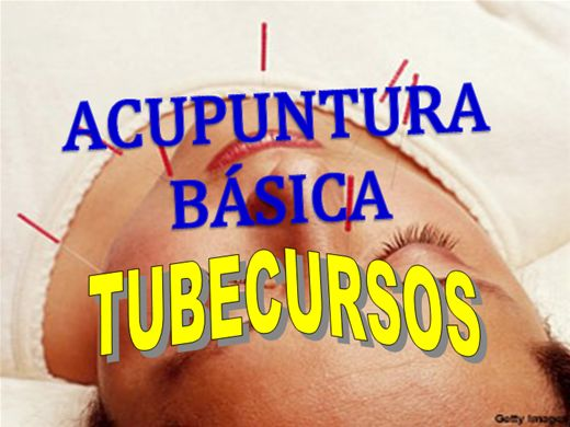 Curso Online de ACUPUNTURA BÁSICA